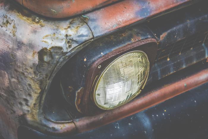 oxido en coche